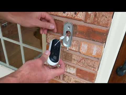 Installing Nest Hello Doorbells