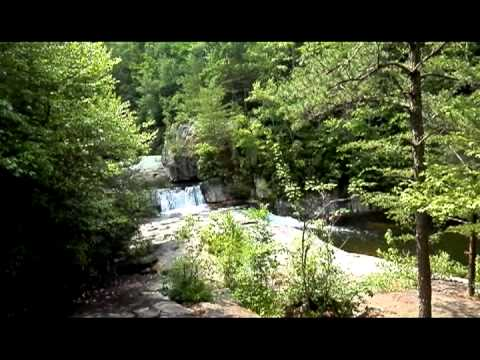 Video exploring hunt fish falls in avery county north for Nc hunt and fish