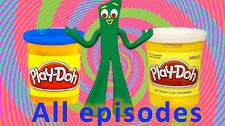 Play Doh All episodes Masha i medved Плей до все серии Маша и медведь