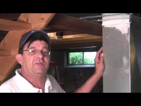 How to seal home air ducts
