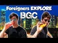 Foreigners Explore BGC Manila n Venice Grand Canal - Philippines Travel Vlog