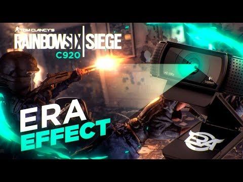 eRa Presents: Logitech C920 Plays Rainbow Six Siege (A Skit by eRa Effect)
