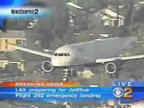 Jet Blue Emergency Landing