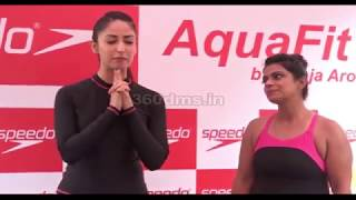 Yami Gautam Shares Some Fitness Tips