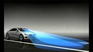 Mercedes F-800:Автомобиль будущего