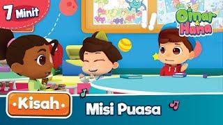 Video Kisah Omar & Hana | Misi Puasa | 7 minit MP3, 3GP, MP4, WEBM, AVI, FLV Juni 2019