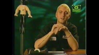 Eminem & Dr. Dre - MTV Interview (1999)