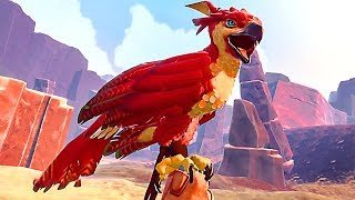 FALCON AGE Trailer (2018) PS VR by Game News