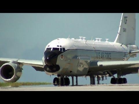 USAF 64-849 Boeing RC-135U Combat...