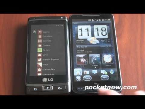 Windows Mobile 6.5 versus Windows Phone 7