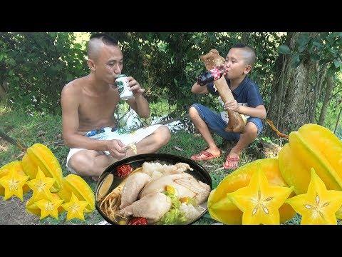 Gà Siêu Chua Cấp Độ 10 Cười Mỏi Miệng Với Mao Đệ Đệ ( Super sour chicken ) - Thời lượng: 26:52.