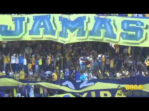 Yo quiero un trapo que tenga estos colores / BOCA-TEMPERLEY 2016 - La 12 - Boca Juniors