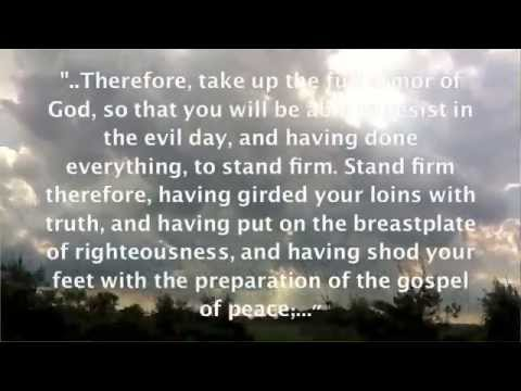 Spiritual Warfare - Bible Promises Spoken