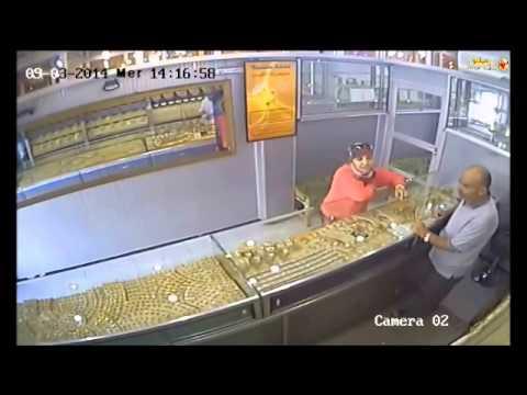 بائع مجوهرات بالناظور يقع فريسة عملية سرقة إحترافية بطلتها شابة عشرينية
