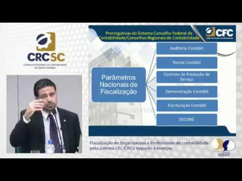 Fiscalização de Organizações e Profissionais pelo Sistema CFC/CRCs