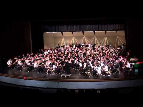 HM Jackson High School - Final Concert 2013-2014; Frozen