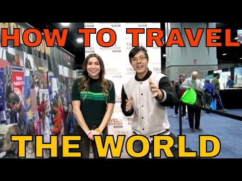 HOW TO TRAVEL THE WORLD WITH ALMOST NO MONEY WHILE BUILDING YOUR RESUME (with Hey Nadine)