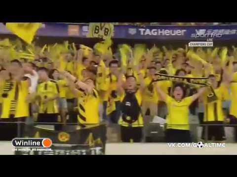 Borussia Dortmund vs Manchester City 1 1 + Penalty Shootout 5 6 HD All Goals & Highlights 28 07 2016