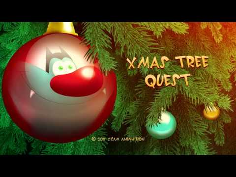 Download Oggy and the Cockroaches - XMAS TREE QUEST (S07E13) Full Episode in HD HD Mp4 3GP Video and MP3