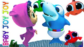 Video Baby Shark | Helping Friends | Nursery Rhymes MP3, 3GP, MP4, WEBM, AVI, FLV September 2018