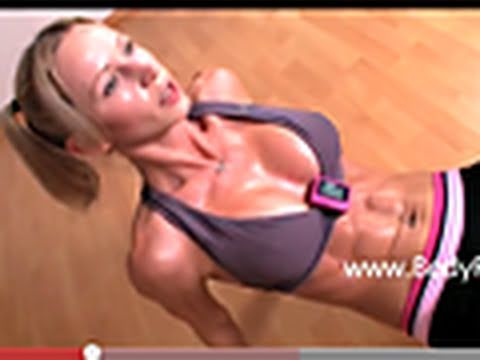 جسم نار - Become a BodyRocker and Get in the best shape of your life at home for free. Don't miss a workout! Visit us here for all of our updates! (http://bit.ly/WebBR...
