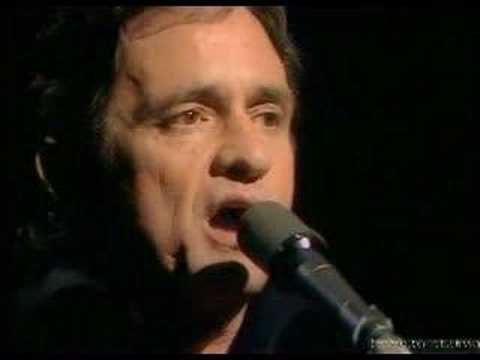 Johnny Cash – Man in Black