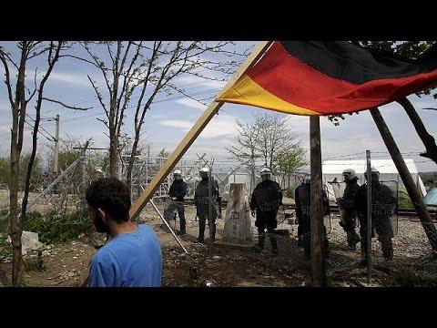 Προσφυγική κρίση: Παγιδευμένοι στην Ειδομένη