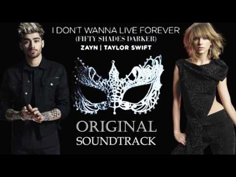 Video ZAYN Malik & Taylor Swift (Original Song) I Don't Wanna Live Forever Lyrics - Fifty Shades Darker download in MP3, 3GP, MP4, WEBM, AVI, FLV January 2017