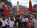 Farmers hold massive march in Mandalay over land grab