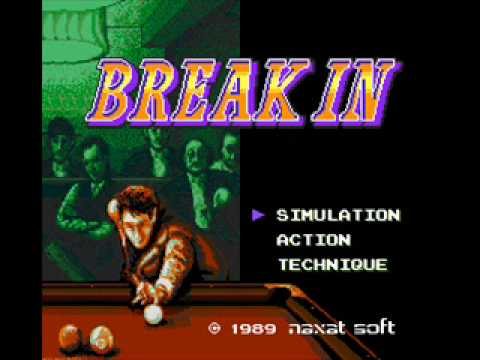 Break in PC Engine