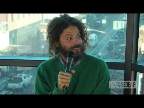 Andrew Stockdale (Wolfmother) Talks Going Solo & His Debut Tour