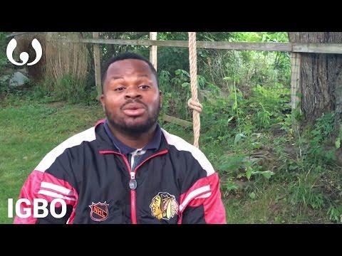 WIKITONGUES: Valentine speaking Igbo