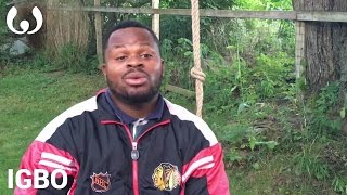 This video was recorded in Worcester, USA by Wikitongues volunteer Noah Sullivan. Igbo is spoken by upwards of 25 million people, primarily in the west Afric...