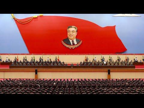 Nordkorea: Staatsgründer Kim Il Sung wird gefeiert