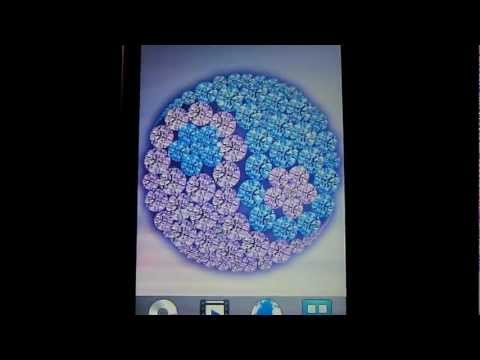 Video of Yin Yang Diamond Wallpaper