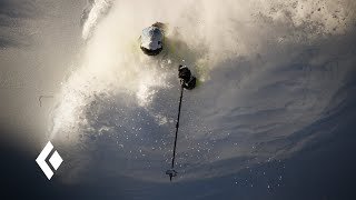 Deep Days: BD Athlete Noah Howell Skiing Pow in the Wasatch by Black Diamond Equipment