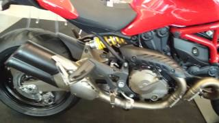 Ducati โคราช จัดแสดงรถที่บริเวณหน้าภัตตาคารฟูจิ ที่ห้างสรรพสินค้าเดอะมอลล์ โคราช