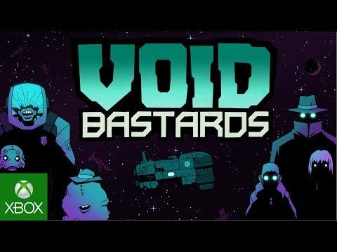 Trailer d'annonce de Void Bastards