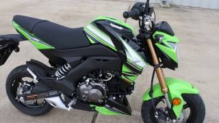 9. $3,199:  2017 Kawasaki Z125 Pro KRT Edition Overview and Review