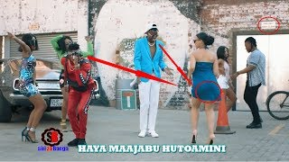 SIRI KUBWA - Navy Kenzo feat.Diamond Platnumz - Katika (Official video)