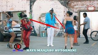 SIRI KUBWA - Navy Kenzo feat.Diamond Platnumz - Katika (Official video)