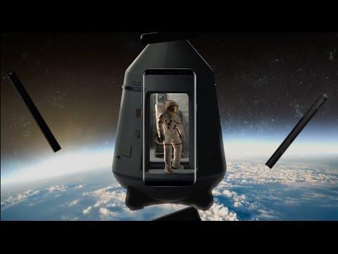 Samsung Galaxy S8 Khai phóng trải nghiệm Phi hành gia