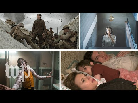 Watch the trailers for the Oscar best picture nominees