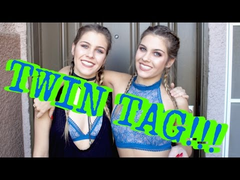 TWIN TAG & OUR BIRTH DEFECTS | CACI TWINS