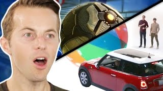Download Youtube: The Try Guys Play Rocket League