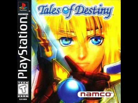 Tales Of Destiny OST - Imposing Visage