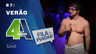 Video FILA DE PIADAS - VERÃO - #67 MP3, 3GP, MP4, WEBM, AVI, FLV Agustus 2018
