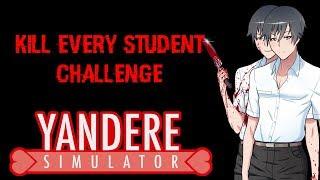 Video KILL EVERY STUDENT CHALLENGE   YANDERE SIMULATOR MP3, 3GP, MP4, WEBM, AVI, FLV Desember 2018