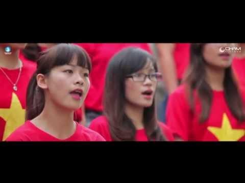 TỔ QUỐC GỌI TÊN MÌNH - CLIP của 140 thủ khoa 2014