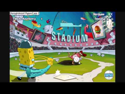 spongebob game 2